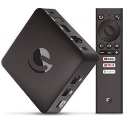 Android tv box engel...